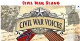 Civil War - Slang - Classroom Station #13