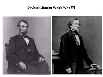 Civil War, Slavery, and Reconstruction PowerPoint and Guided Notes