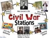 Civil War Stations Anchor Chart