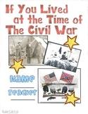 Civil War Stations Packet