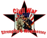 Civil War: Strengths, Weaknesses on both sides