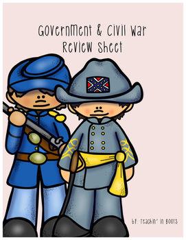 Civil War Study Guide