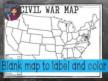 Civil War: Supplemental Activities, Worksheets, and Assessments