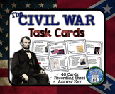 Civil War Task Cards