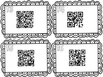 Civil War Task Cards with QR Codes (GMAS:  SS4H5)