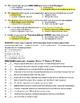 Civil War Test & KEY- Vocab, M-Ch, Timeline, T/F
