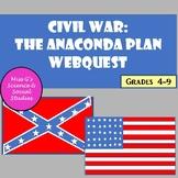 Civil War: The Anaconda Plan
