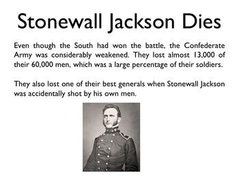 Civil War - The Battle Of Chancellorsville PowerPoint