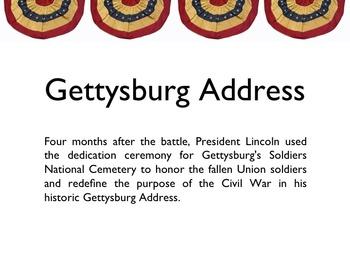 Civil War - The Battle Of Gettysburg PowerPoint