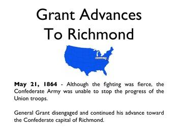 Civil War - The Battle Of Spotsylvania PowerPoint