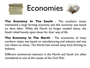 Civil War - The Causes Of The Civil War PowerPoint