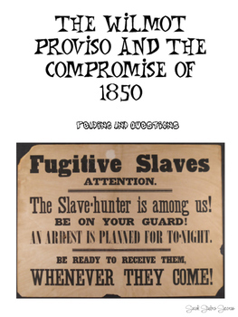 Events Leading to the Civil War - The Compromise of 1850 - Fugitive Slave Act