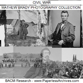 Civil War: The Mathew B. Brady Photograph Collection of Ci