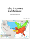 Events Leading to the Civil War - The Missouri Compromise