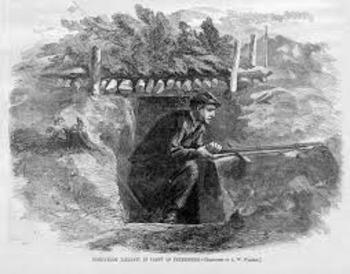 Common Core for Civil War - The Pickets