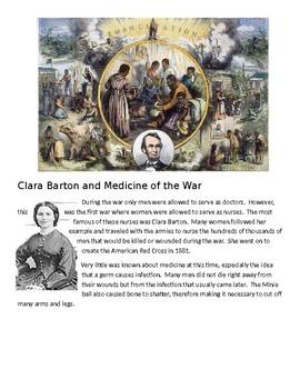 Civil War Timeline Stations