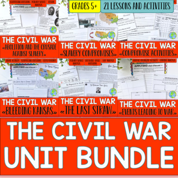 Civil War UNIT BUNDLE