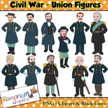 Civil War Clip art