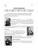Civil War: Union Generals