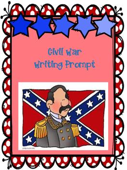 Civil War Union and Confederate letters Compare and Contra
