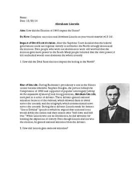 Civil War: Union or Slavery?