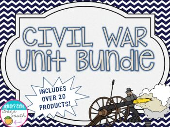 Civil War Unit Bundle