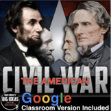 The Civil War Unit: PPTs, Worksheets, Plans, Kahoot, Test