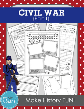 Civil War Unit- Part 1 {43 Pages}