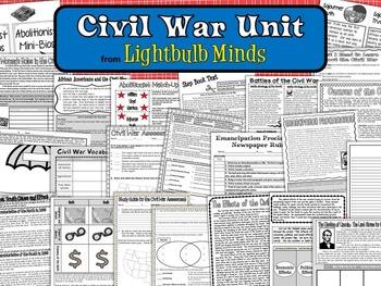 Civil War Unit from Lightbulb Minds