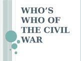 Civil War VIP's (Arkansas History Based)