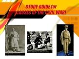 Civil War Vocab Review
