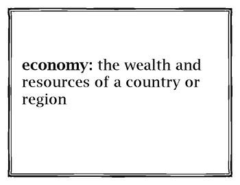 Civil War Vocabulary