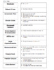 Civil War Vocabulary Matching Activity (EOC)