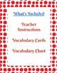 Civil War Vocabulary Speed Dating