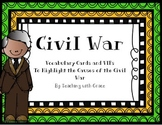 Civil War: Vocabulary and VIPs