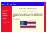 Civil War Webquest Make a Movie