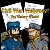 Civil War Webquest