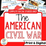 Civil War and Reconstruction [Google Classroom Compatible]