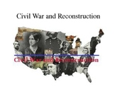 Civil War and Reconstruction Power Point