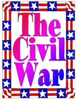Civil War and Reconstruction Unit Plan Bundle