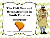 Civil War and Reconstruction in South Carolina