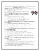 Civil War, Sectionalism and Reconstruction Worksheet Bundle with Answer Keys