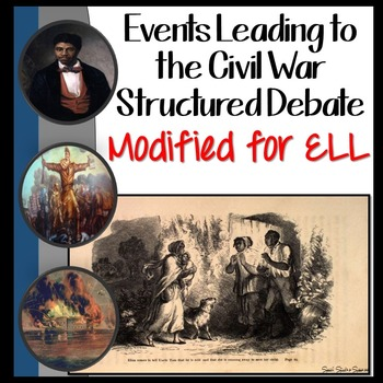 Events Leading to the Civil War Debate