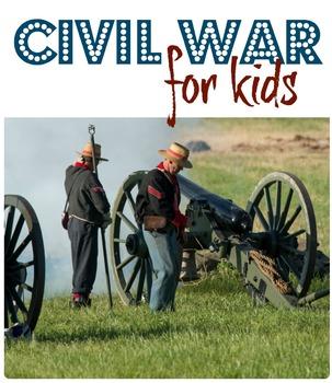 Civil War for Kids {BUNDLE}