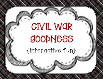 Civil War {interactive goodness}