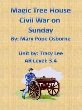 Magic Tree House: Civil War on Sunday