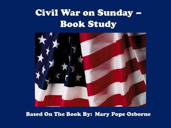 Civil War on Sunday - Book Study
