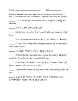 Civil War on Sunday Chapter 8 Fact versus Fiction