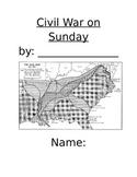 Civil War on Sunday- Novel Packet