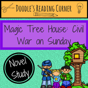 Civil War on Sunday Comprehension Questions and Lesson Plans